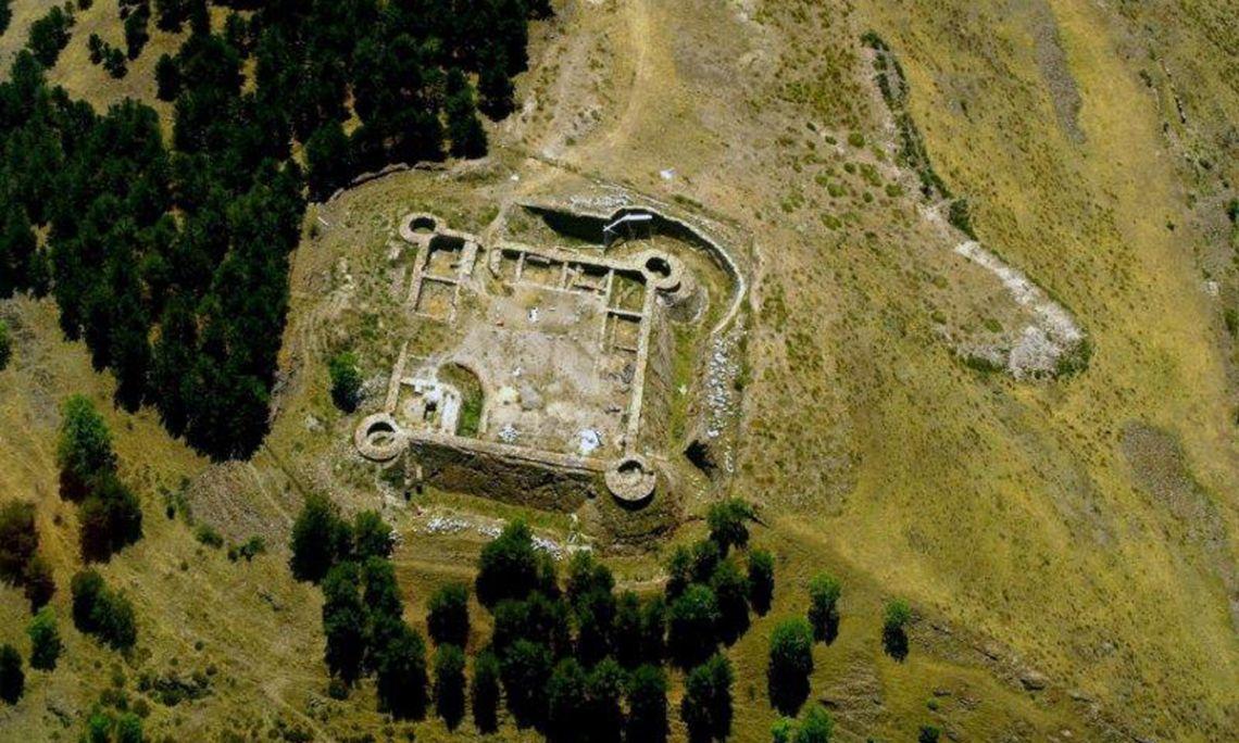 Site du Château Llivia