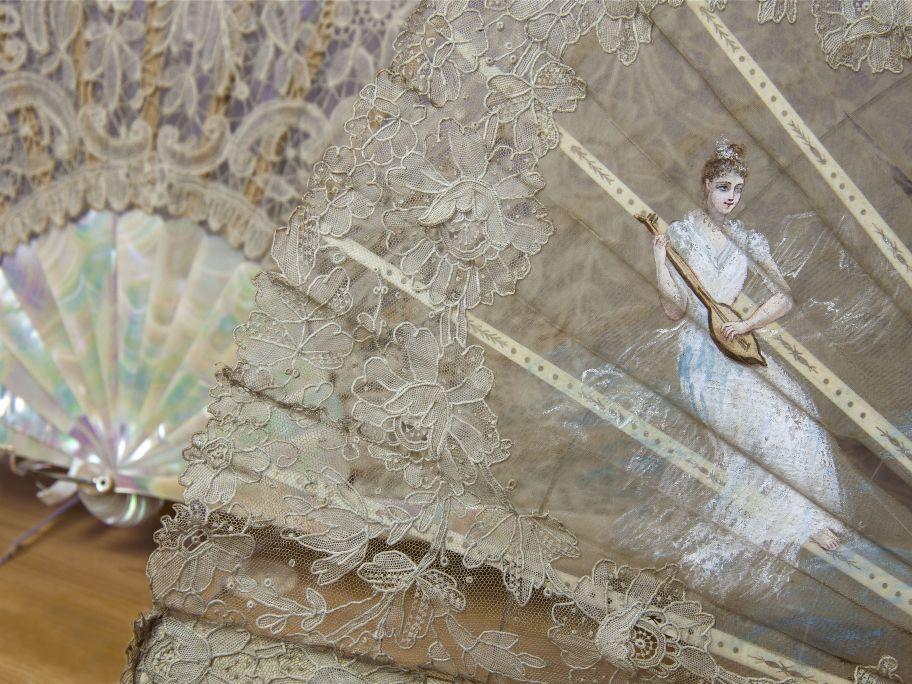 Musée Marès de la dentelle. Photo:Miquel Casals