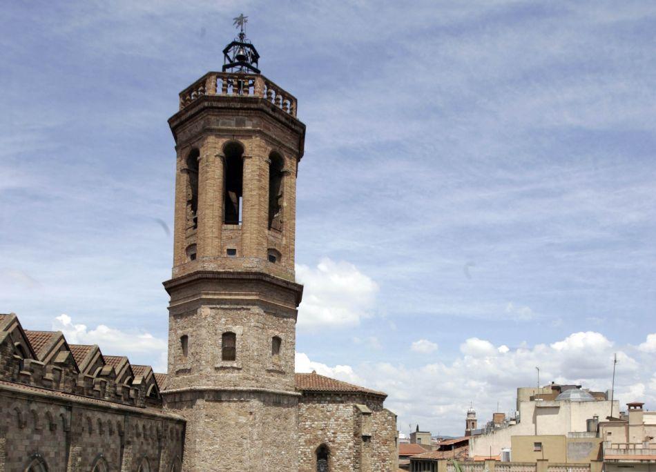Campanario de Sant Fèlix, excelente mirador de la ciudad