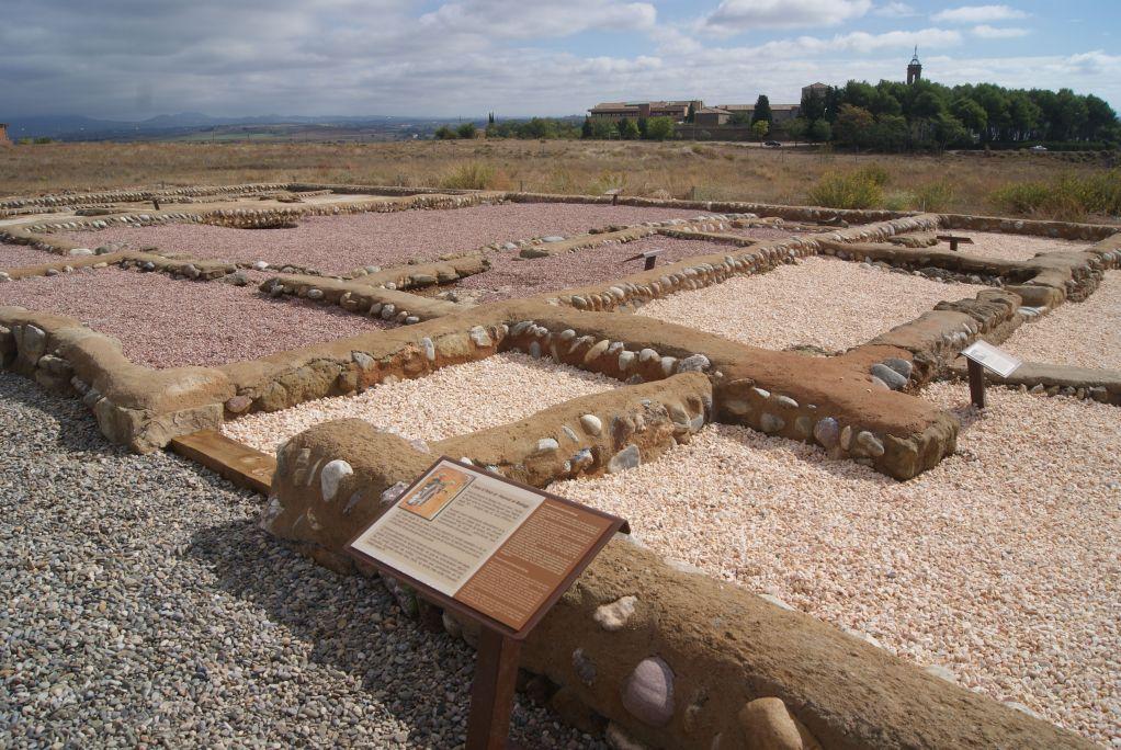 La visita al Parc Arqueològic permet accedir a l'interior de les cases andalusines.