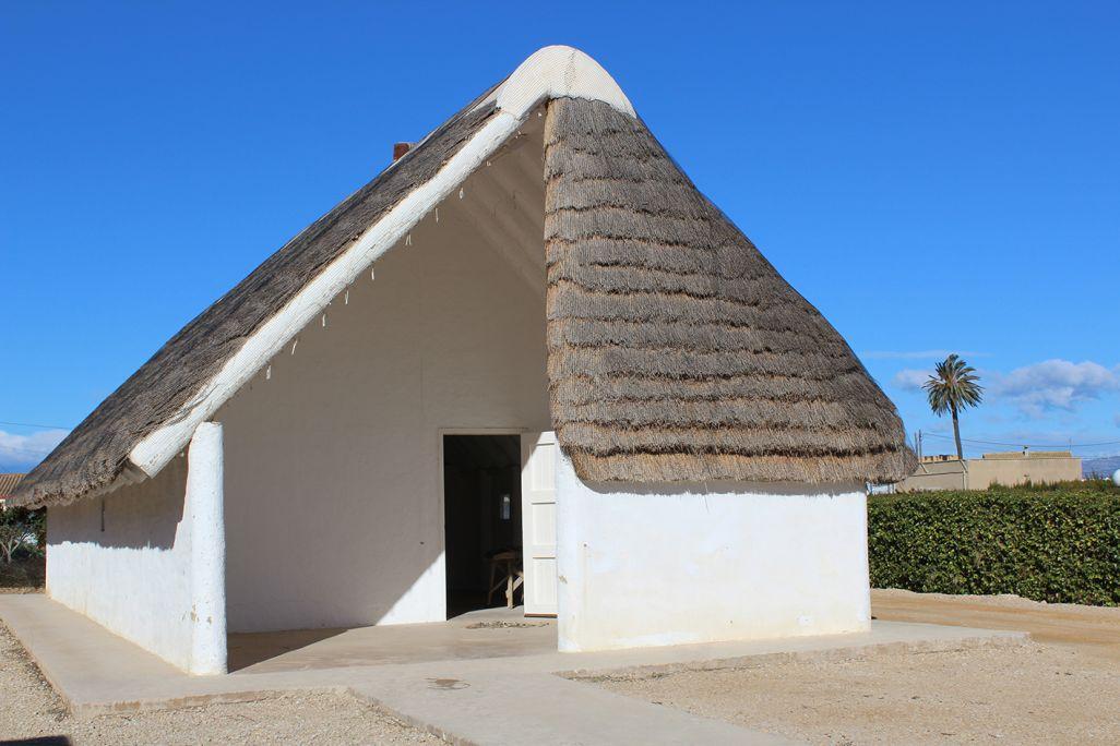 Aquest centre reflecteix l'arquitectura tradicional i les condicions de vida al Delta.