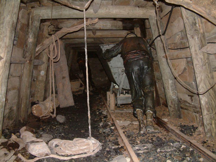 Image of the mines of Cercs. Photo:Mines de Cercs