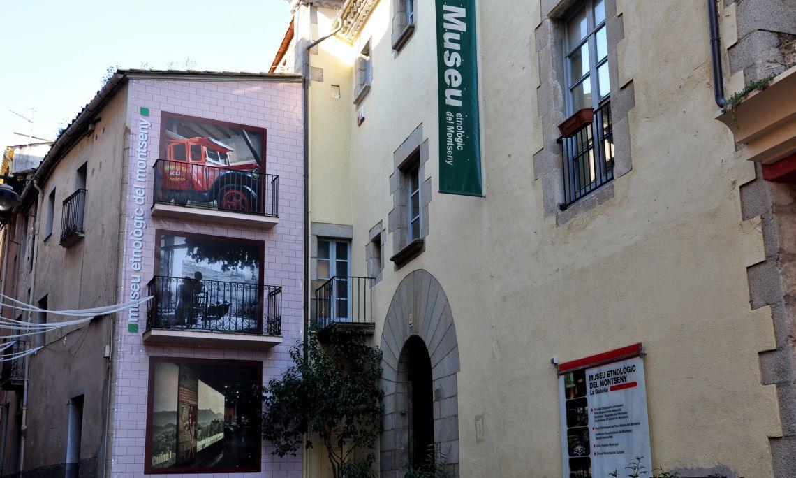 El Museu Etnològic del Montseny.