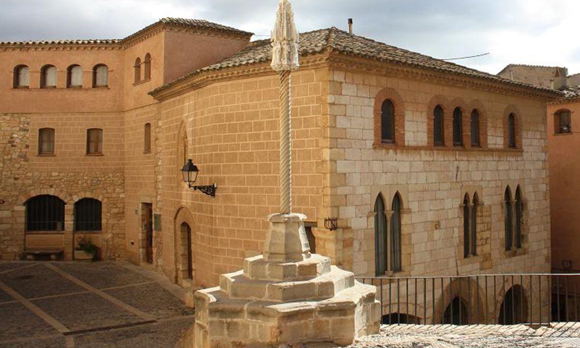 El Casal dels Josa, sedença del MCCB.