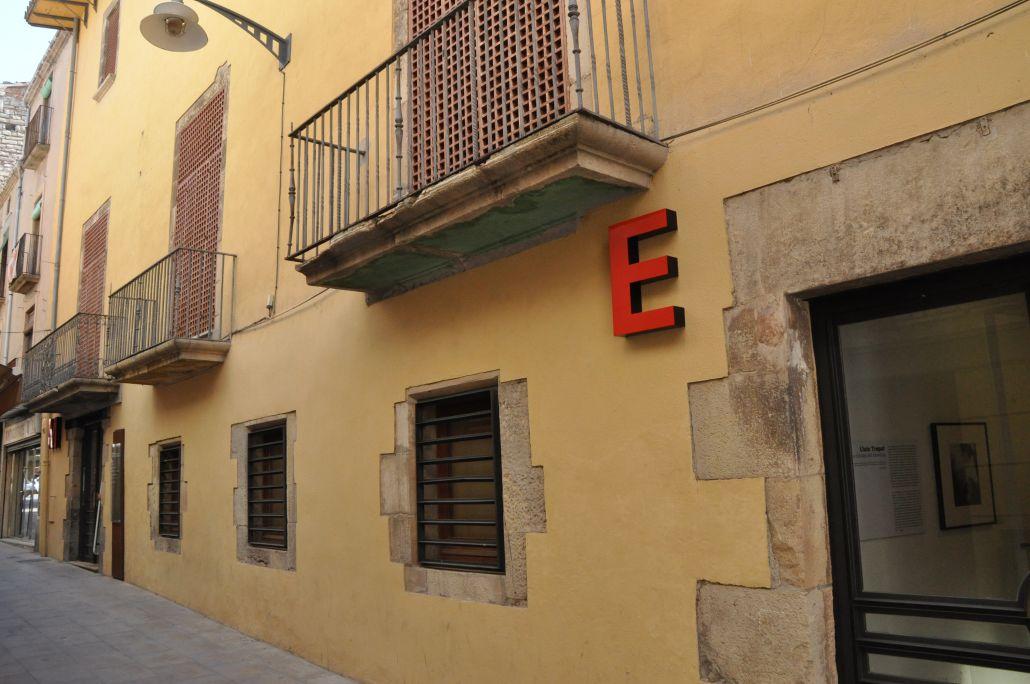 Cal Perelló, seu del Museu Comarcal de l'Urgell-Tàrrega.