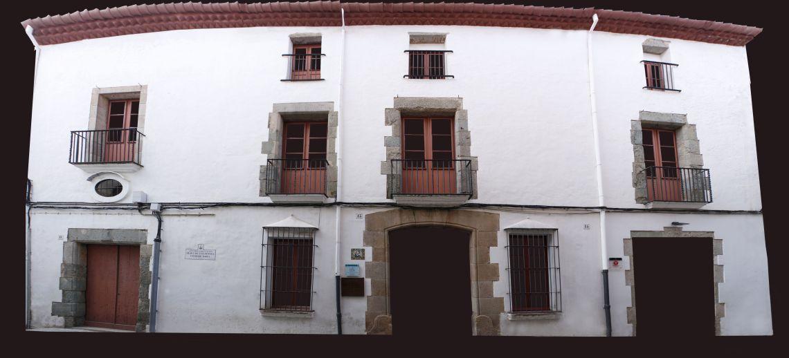Façana del Museu d'Arenys de Mar.Foto: Irene Masriera