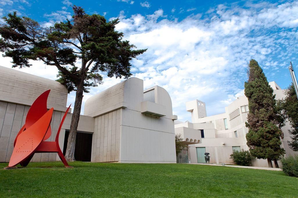 Fundación Joan Miró, Barcelona.