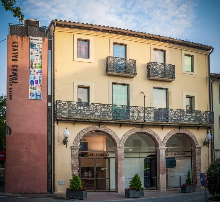Museu Arxiu Tomàs Balvey, Cardedeu.