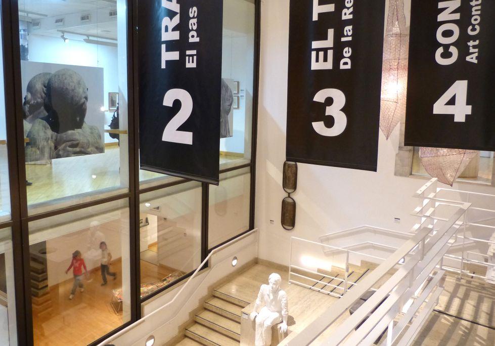 Museu d'Art Modern dera Deputacion de Tarragona.