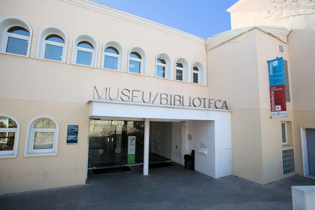 Vista de l'interior del Museu
