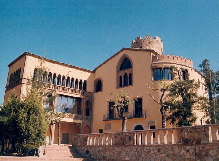 Edifici del Museu Torre Balldovina