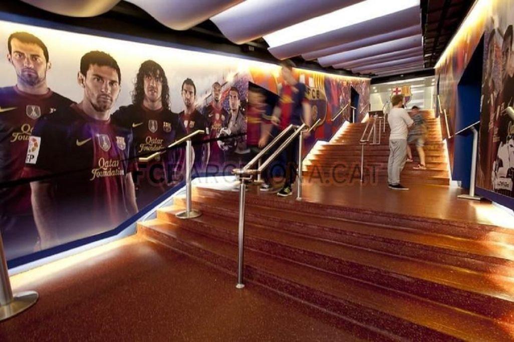 Camp Nou Experience-Tour & Museum