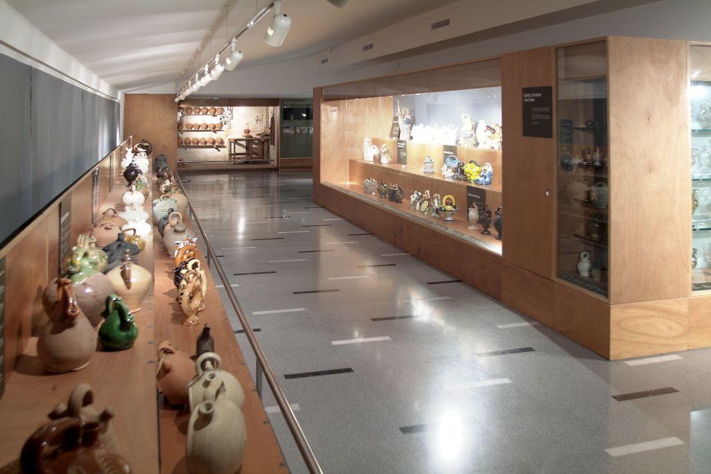 Vestibule d'entrée au musée