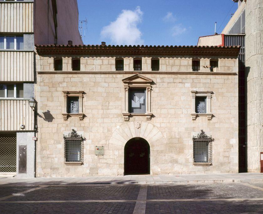Can Serra, seu del Museu de Mataró. Foto: Eusebi Escarpenter