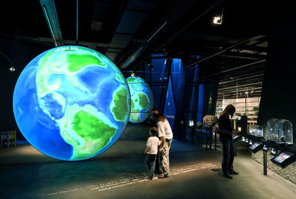 Exposició Planeta Vida al Museu Blau. Foto de Duccio Malagamba/MCNB