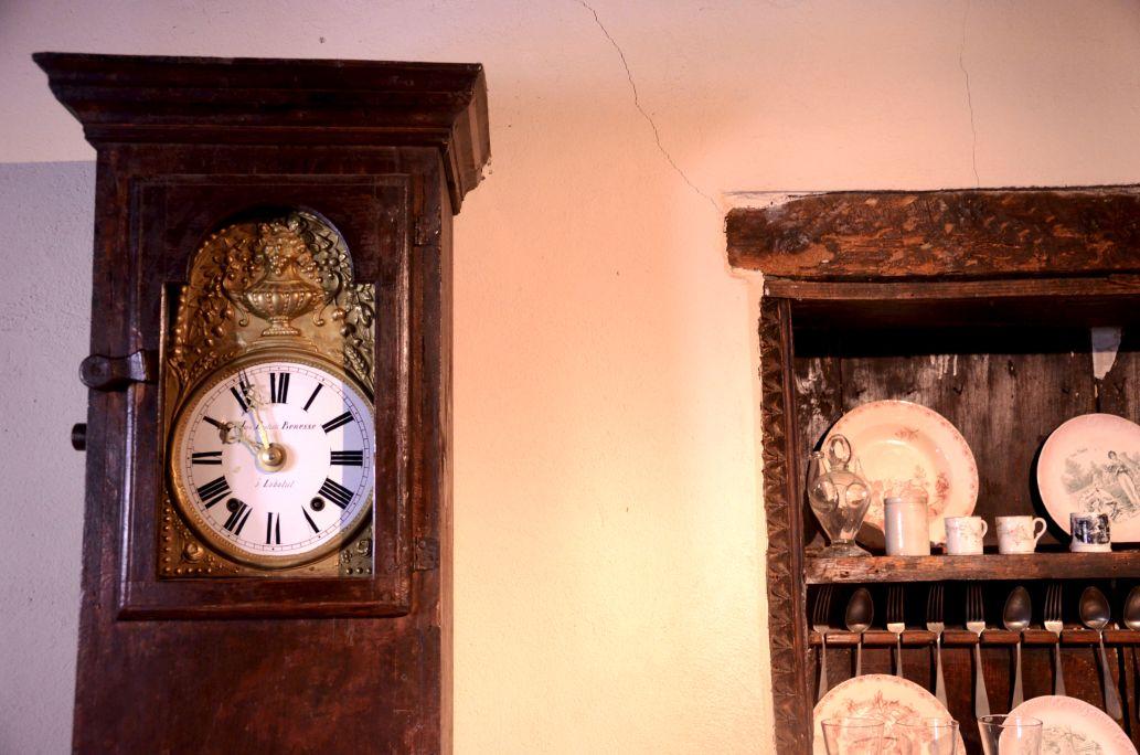 Un rellotge Morez no només indicava l'hora, sinó també el nivell econòmic familiar.