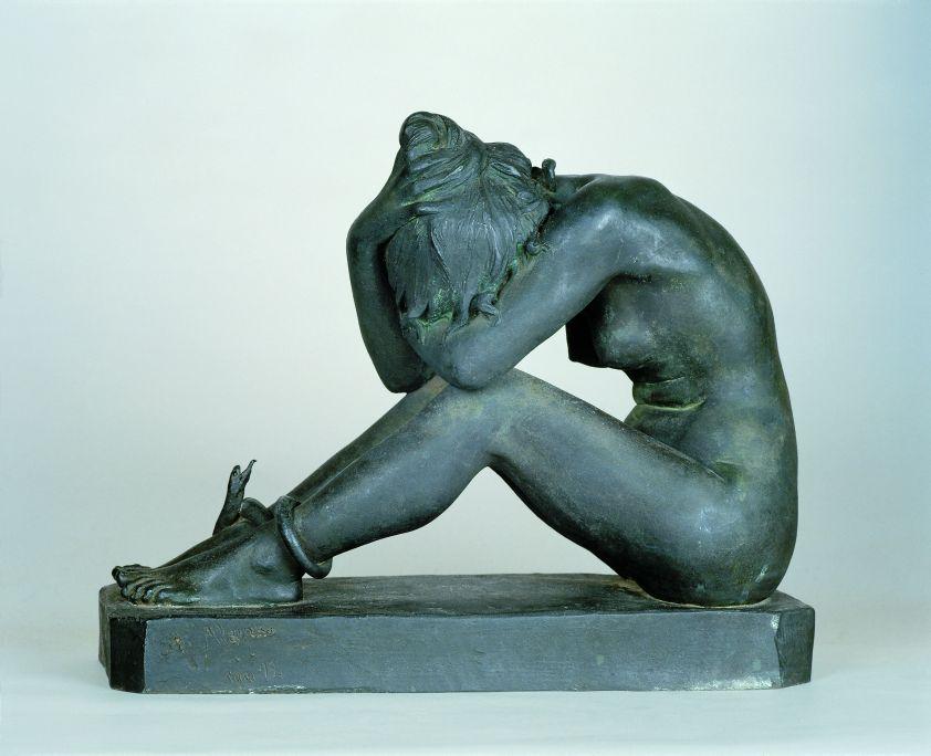 Desesperación, Antoni Alsina i Amils,1899.