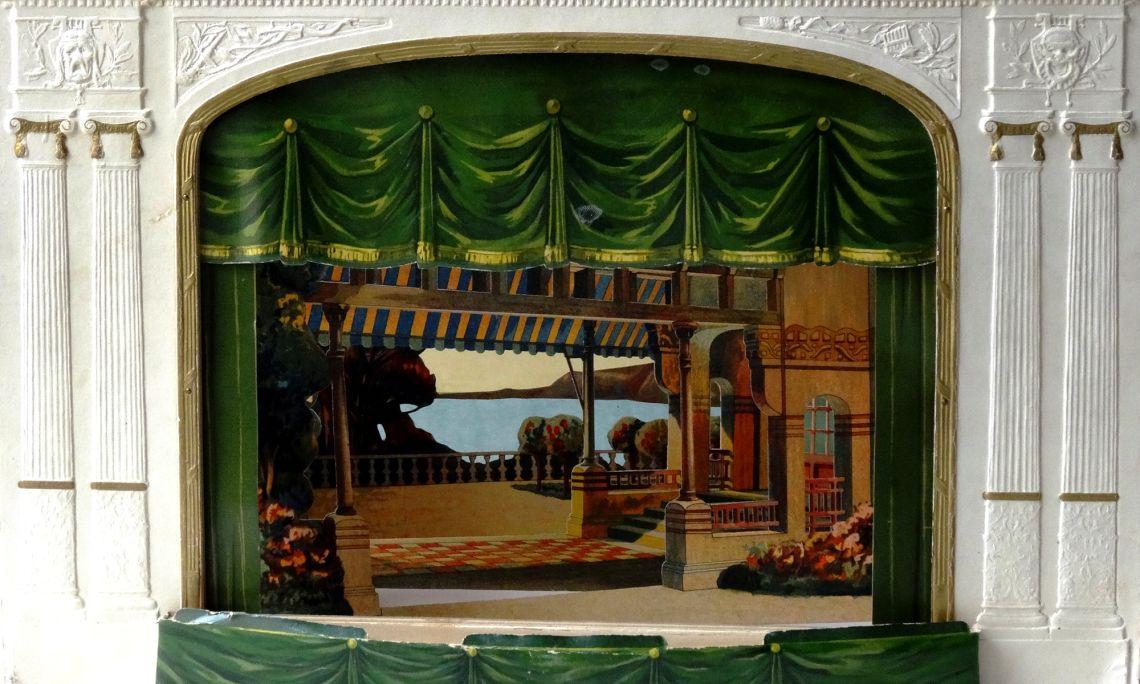 Els teatrins, a més d'entretenir, compleixen una funció educativa i transmeten uns valors. Foto © MJC