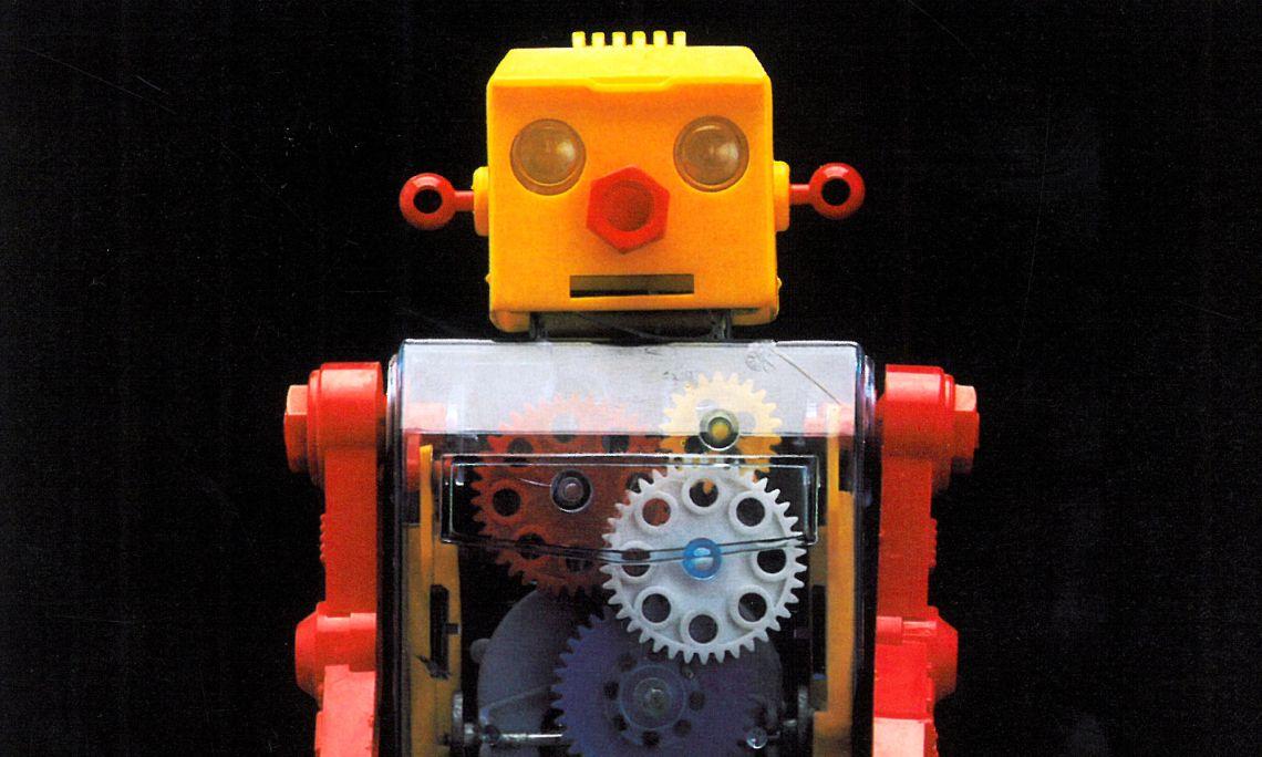 A partir del 1950, els robots van començar a poblar les llars dels nens i nenes. Foto © Jordi Puig