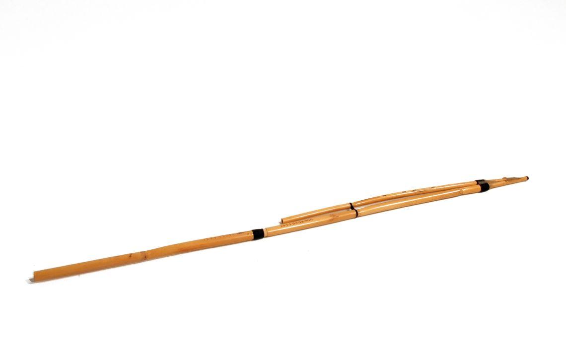 Launeddas, instrument de Sardaigne.