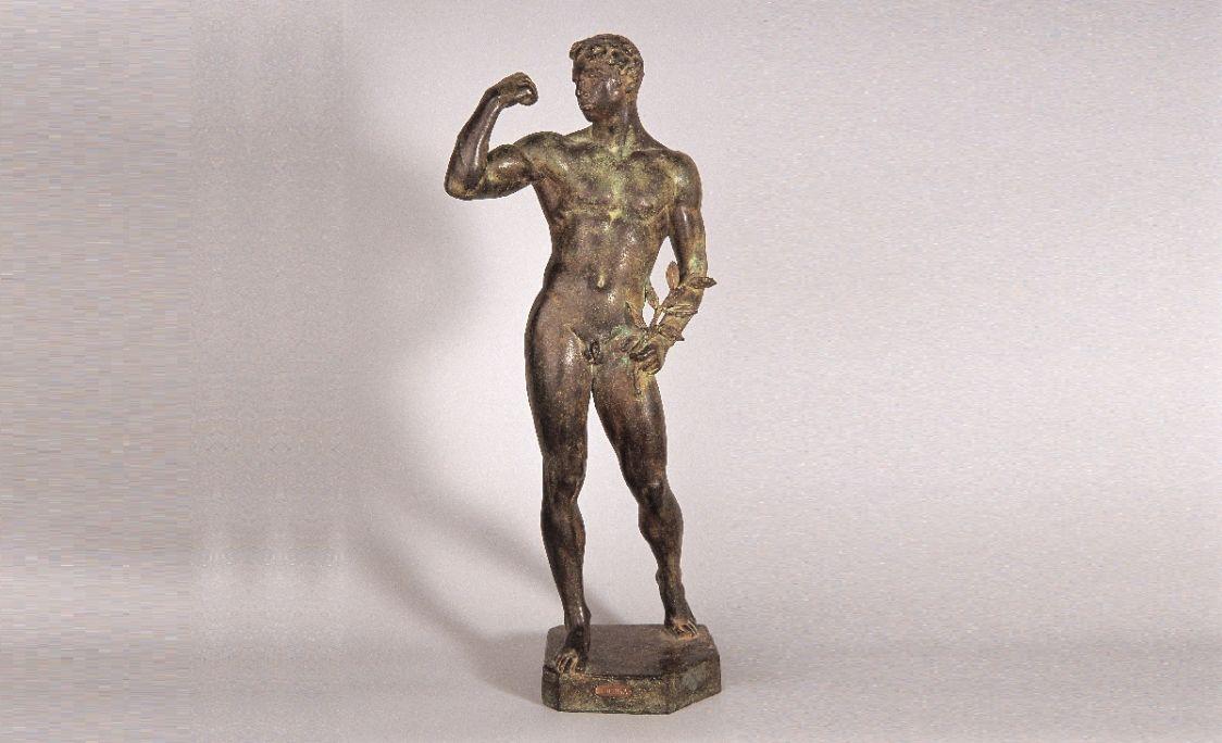 Atleta, Antoni Alsina i Amils, 1918.