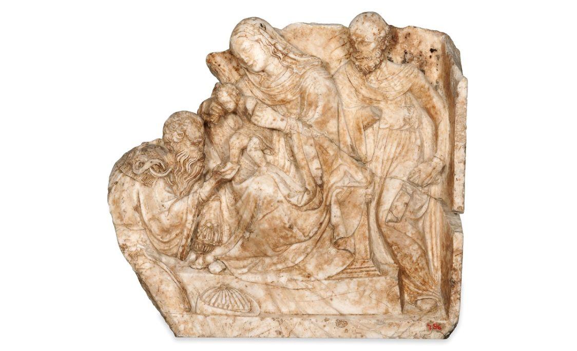 Aquesta Epifania és una mostra del treball de Damià Forment a la ciutat de Lleida cap a 1530.