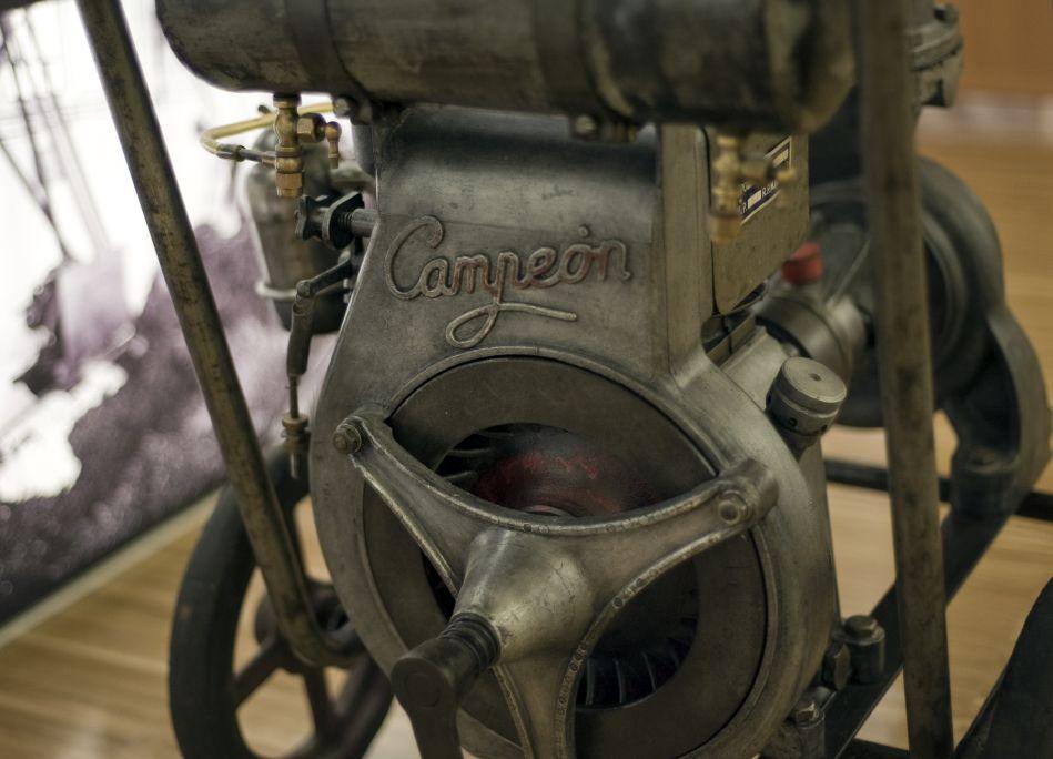 Bomba d'aigua Campeón tipus C2.