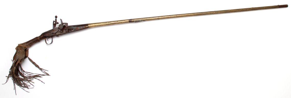 Fusil mukahla, 1860