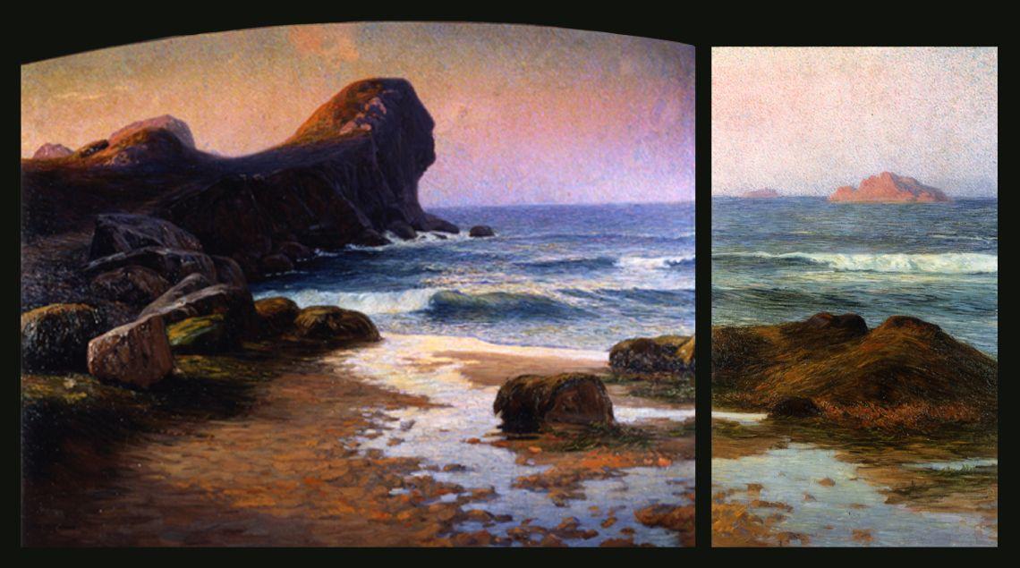 La esfinge de Roscoff, J. Nogué Massó, 1910.