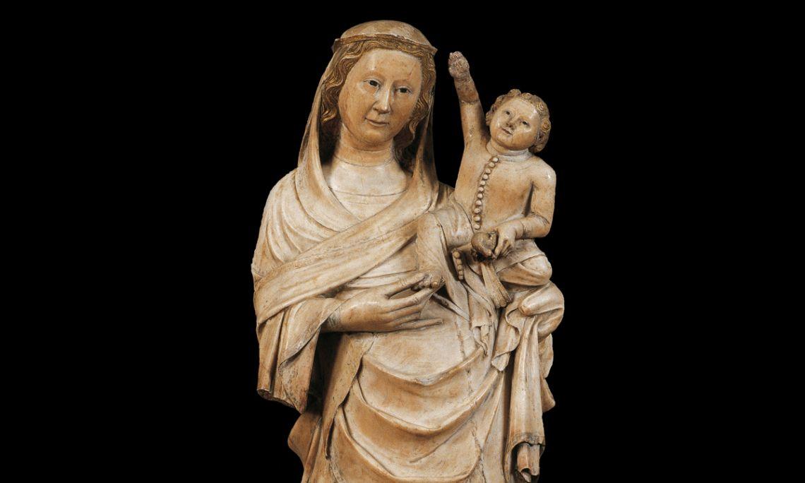 Virgen de Boixadors, 1350-1370