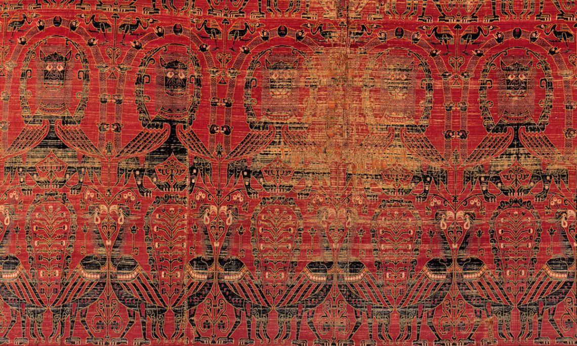 Frontal d'altar provinent de Sant Joan de les Abadesses, segle XII