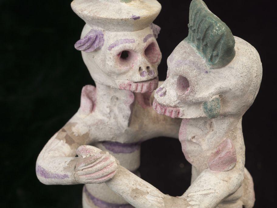 Els joguets, una part ben rica de l'art popular mexicà, tenen un ús comú i cerimonial. Foto: © Jordi Puig