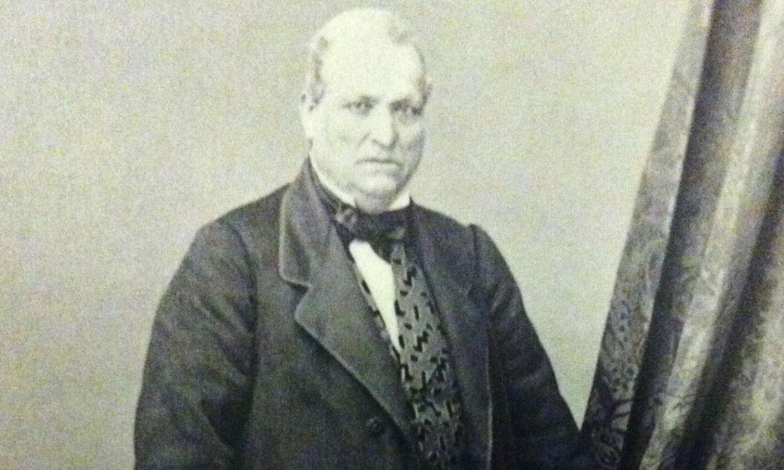 Pere Turull Sallent (Sabadell, 1796-1869). Verdadero impulsor de la industria lanera de Sabadell, participó activamente en la construcción de una ciudad moderna