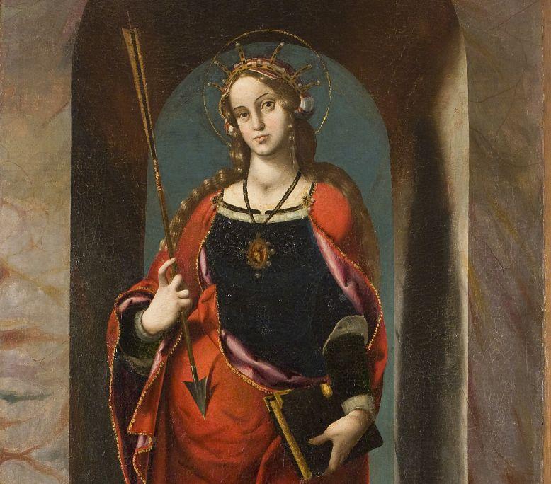 Retablo de santa Úrsula, Joan de Burgunya (Borgonya),