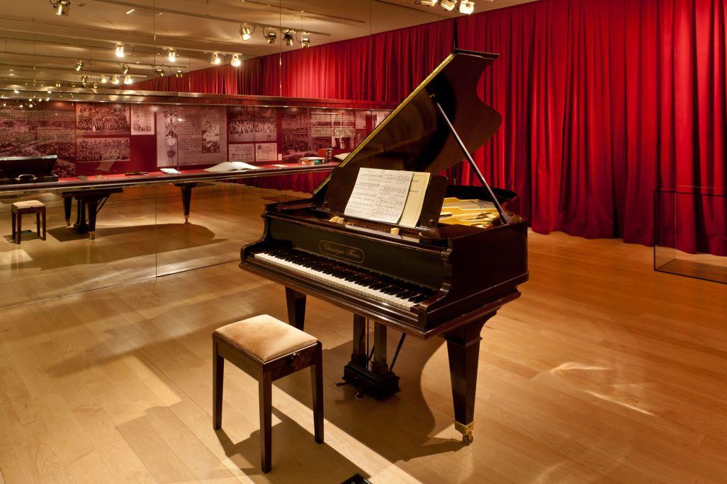 Piano Chassaigne Frères (Barcelona), 1915. © Pep Herrero