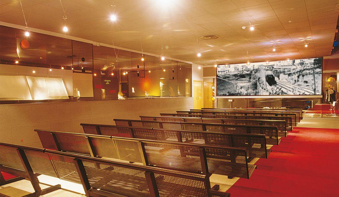 Audiovisual room