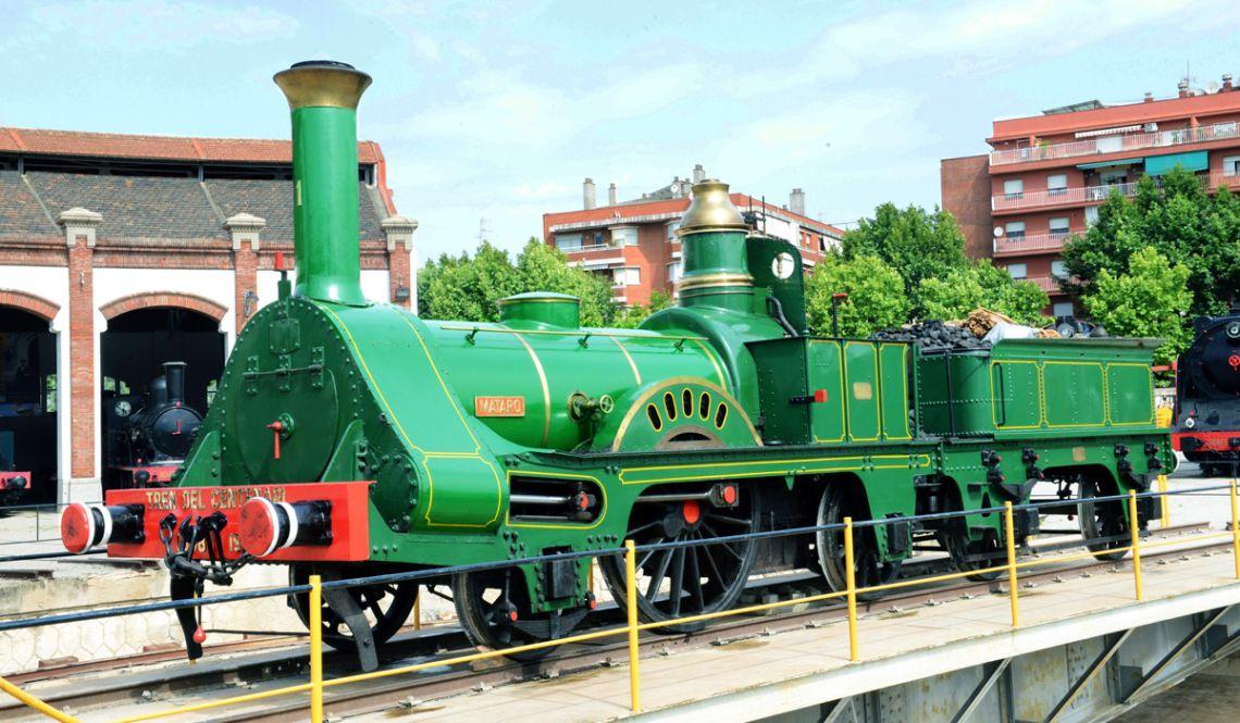 Locomotora Mataró