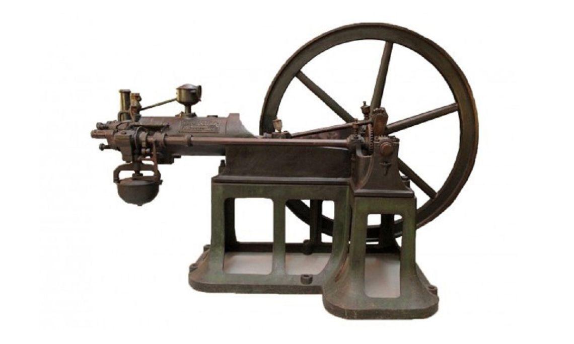 Motor de gas Escuder