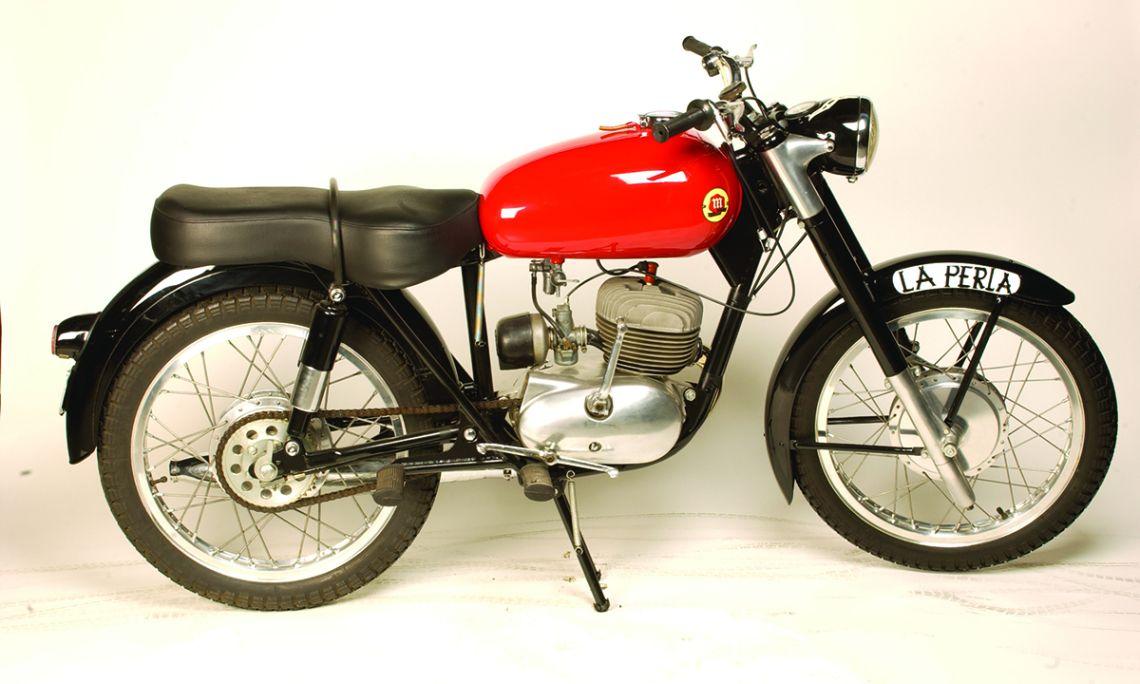 "Motocicleta Montesa ""Operació Impala"""