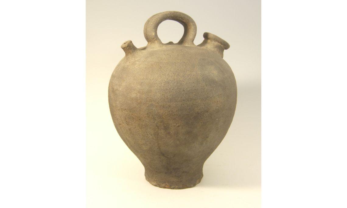 Càntir de colla, segleXIX, 43,2×32,5cm, Quart (Gironès)