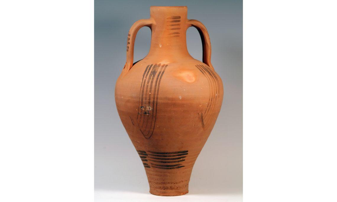 Jug, second half of the 20th century, 52.5 × 15 cm, La Galera (Montsià)