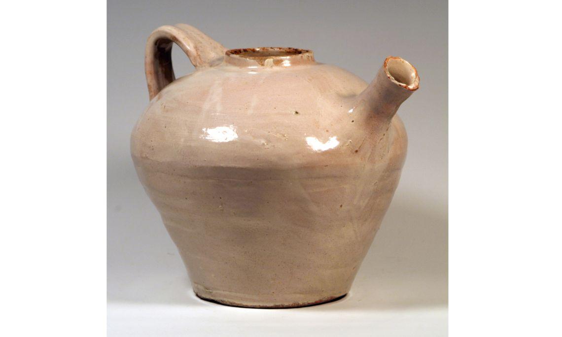 Cànter amb broc, també anomenat pedarra, finals del segleXIX(?), 29,6×37,5c