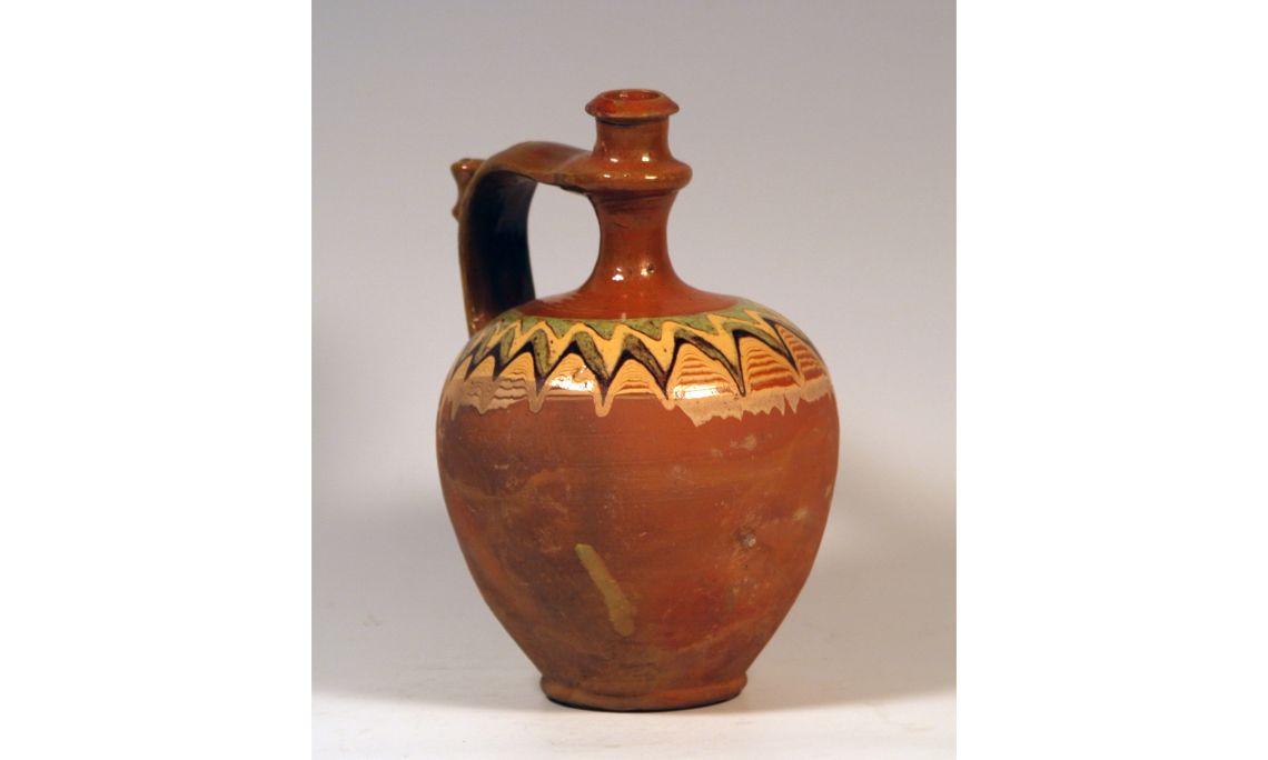 Cántaro, siglo xx, 26×17cm, Skopje (Macedònia)