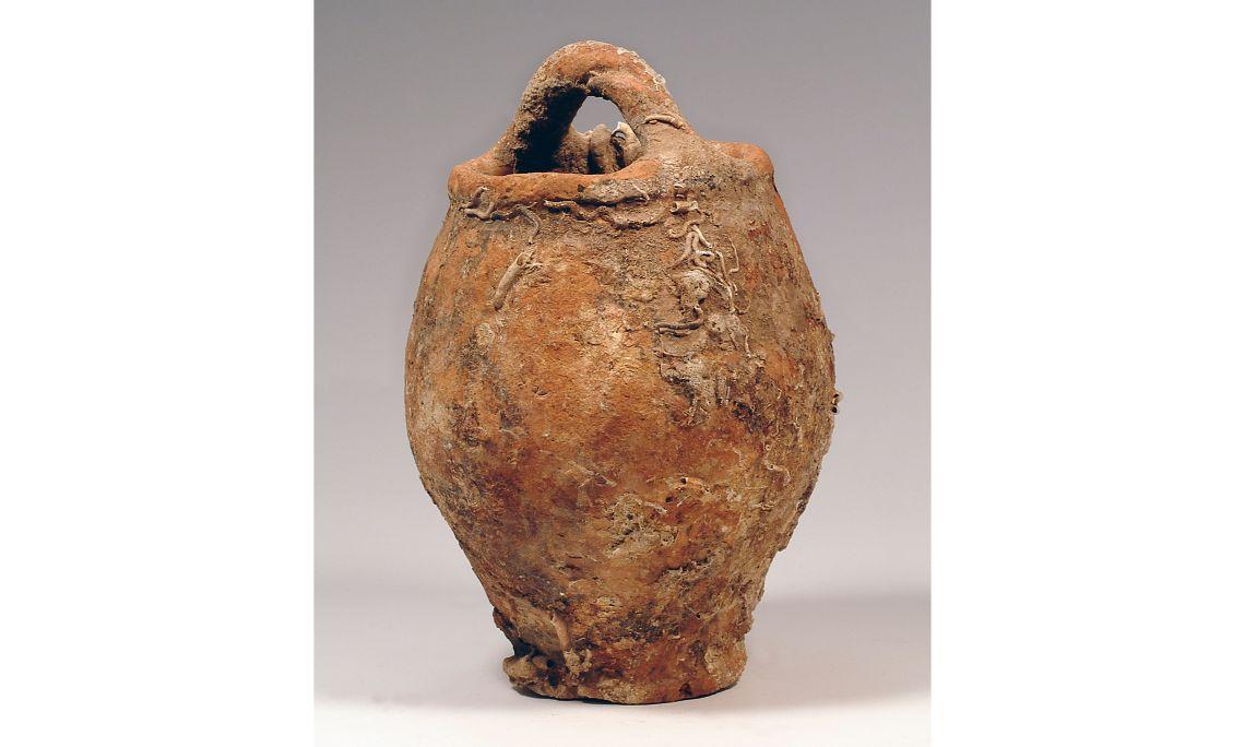 Poal, cultura romana (?), seglesII-III (?), 33×22cm