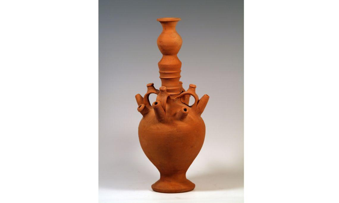 Botijo, 1989, 46,7×18cm, Canaán (Palestina)