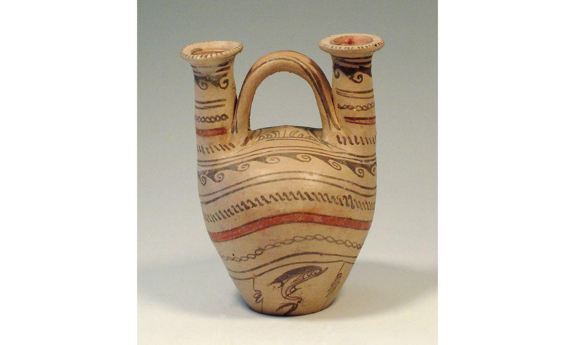 Asc, cultura grega, segleIIIaC, 22,8×16,4cm, Daunia (Itàlia)