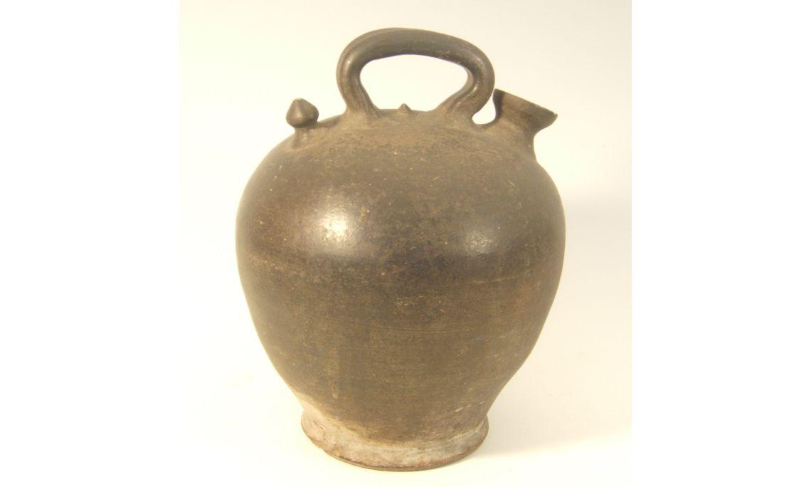 Càntir comú, seglesXIX-XX, 26×33cm, Quart (Gironès)