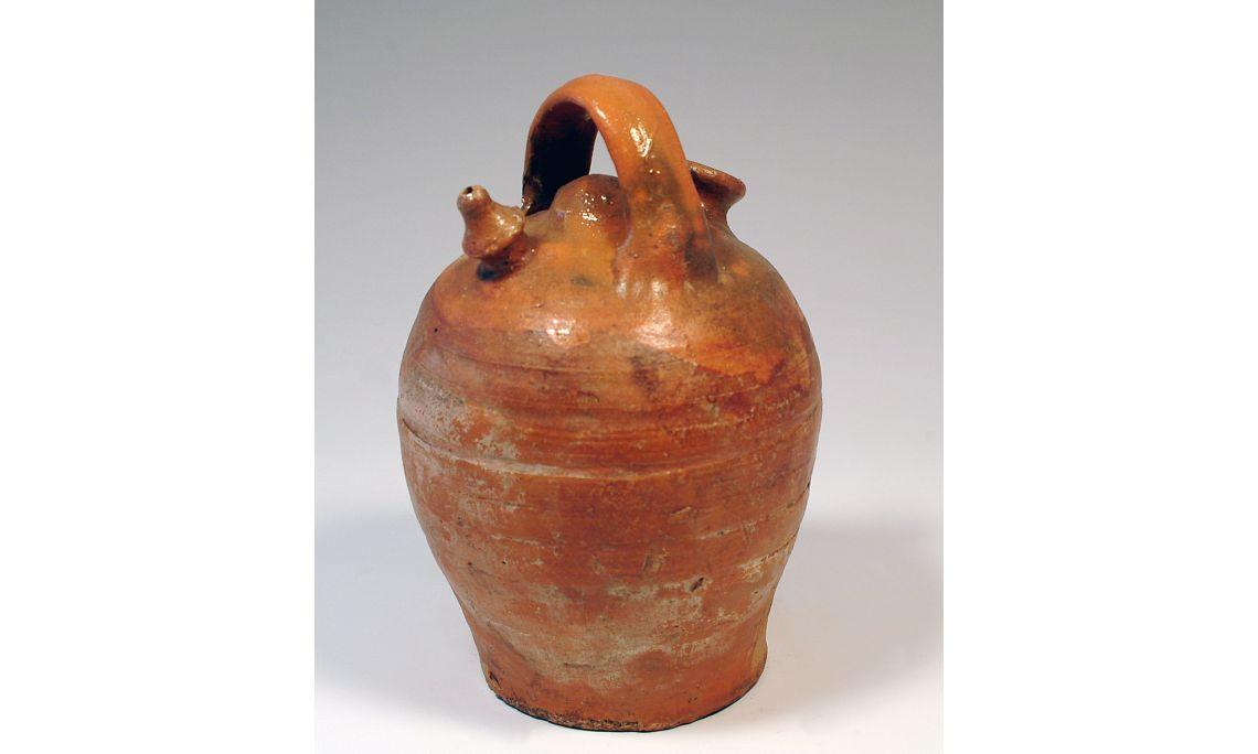 Càntir comú, segleXX, 17,5×22,5cm, Tajueco (Sòria)