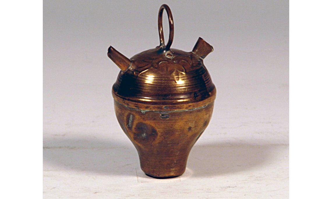 Càntir de fireta, primera meitat del segleXX, 13×11cm, Catalunya