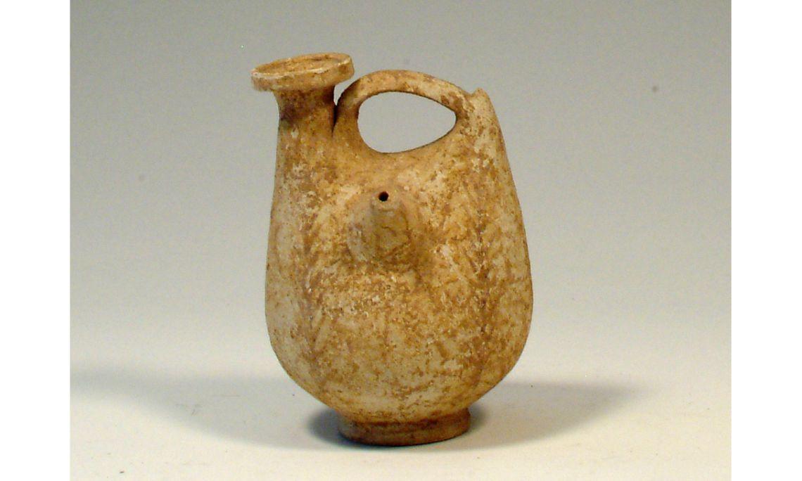 Botijo, cultura fenicia, sigloIVa. C., 14,5×8,5cm